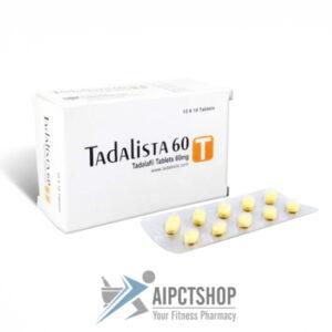 Tadalista 60 mg
